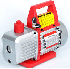 25 Microns 220V 50Hz Double Stage Rotary Vane Vacuum Pump